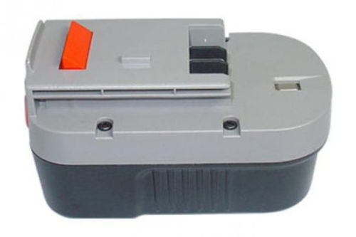 Black&Decker A14E -14.4V 49993634 49993635 A-14 3000mAh Ni-Mh batteria compatibile