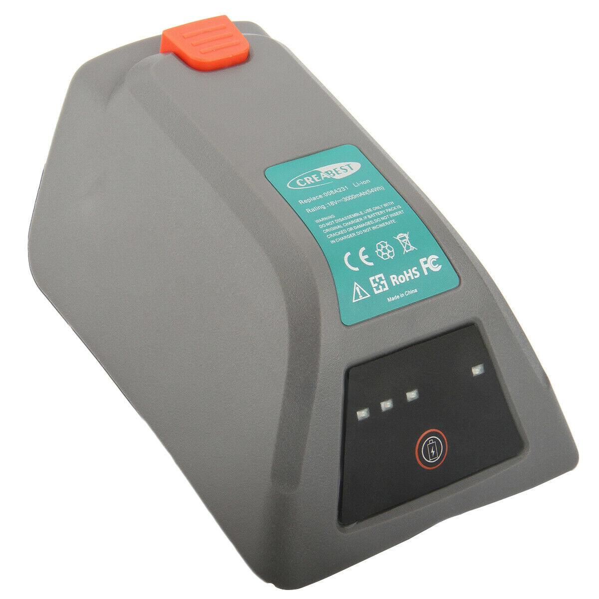 008A231 08025-00.900.07 for Gardena (3Ah) batteria compatibile