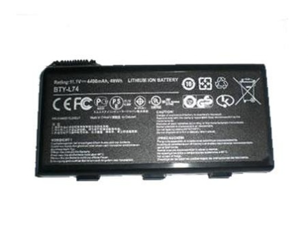 MSI CR610-091XBL CR610-092XAR CR610-097RU batteria compatibile