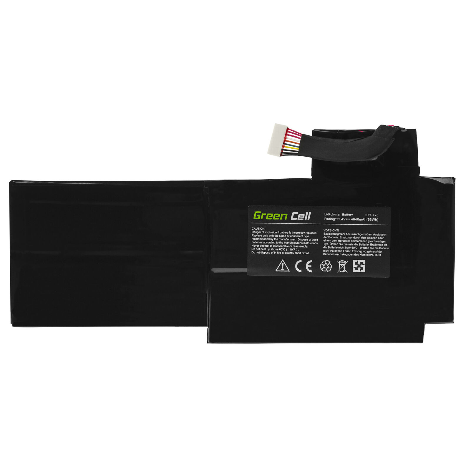 Medion S4217T MD 98599 MD 98711 X7611 X7615 X7613 BTY-L76 batteria compatibile