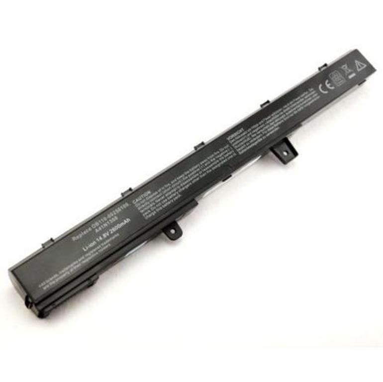 Asus F551MAV-BING-SX998B F551MAV-SX395B X551CA-RI3N15 batteria compatibile