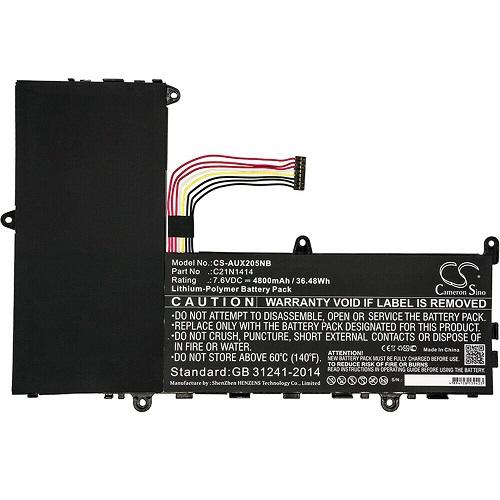 0B200-0124000 C21N1414 Asus CKSE321D1 EeeBook X205 X205T X205TA batteria compatibile