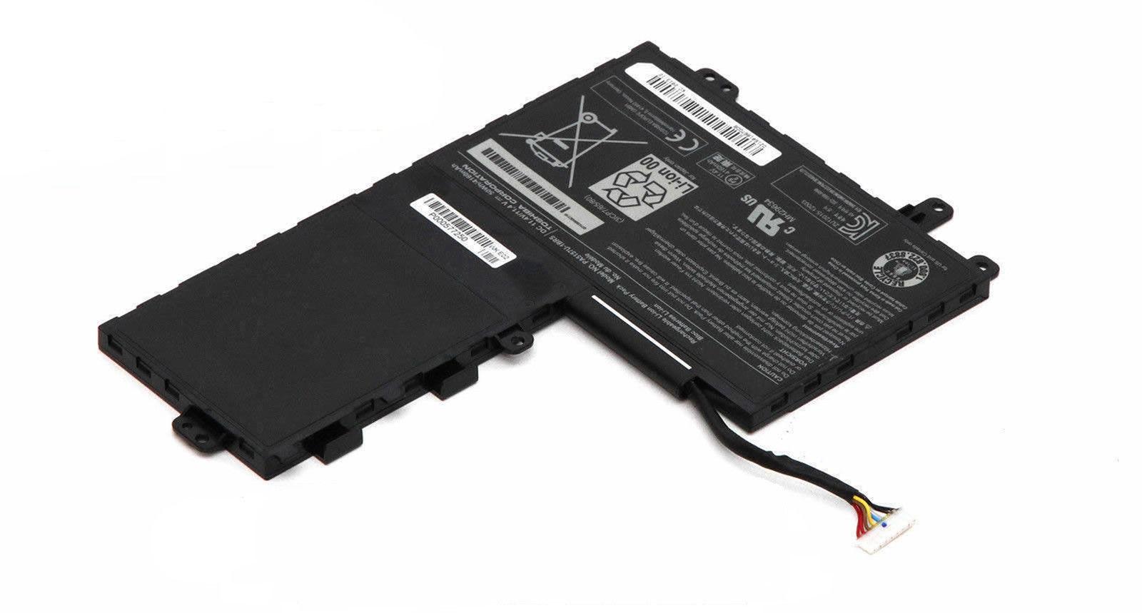 "Toshiba PA5157U-1BRS PA5157U E45T-A E55-A5114 15.6"" P000577250 batteria compatibile"